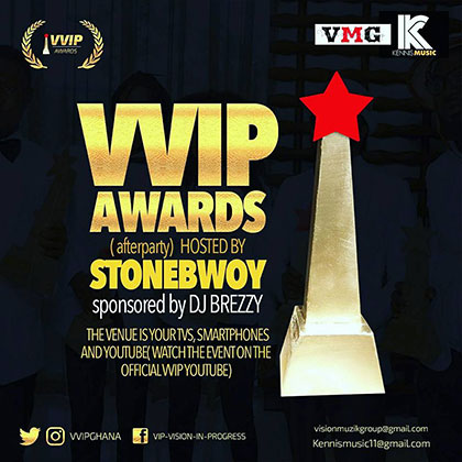 VVIP ft. Stonebwoy After Party prod by Dj Breezy - VVIP ft. Stonebwoy - After Party (prod by Dj Breezy)