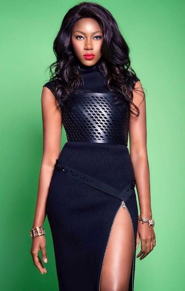 Yvonne Nelson shows how hot and sexy she is in new photo - Yvonne Nelson goes wild and sexy in new photo