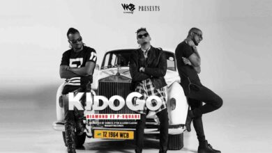 Photo of Diamond Platnumz ft. P'square KIDOGO (Official Video)