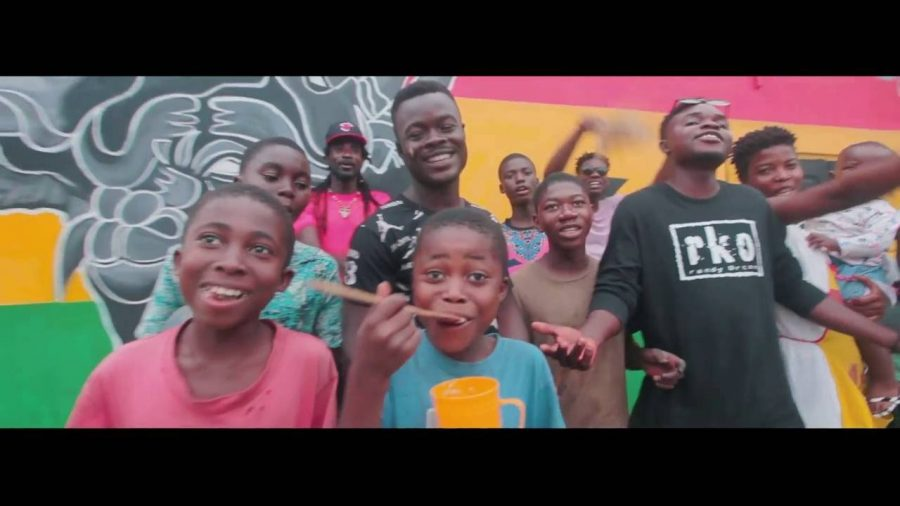 feucha let the peace reign ft ag - The-Feucha - Let The Peace Reign ft. Agbana (Official Video)