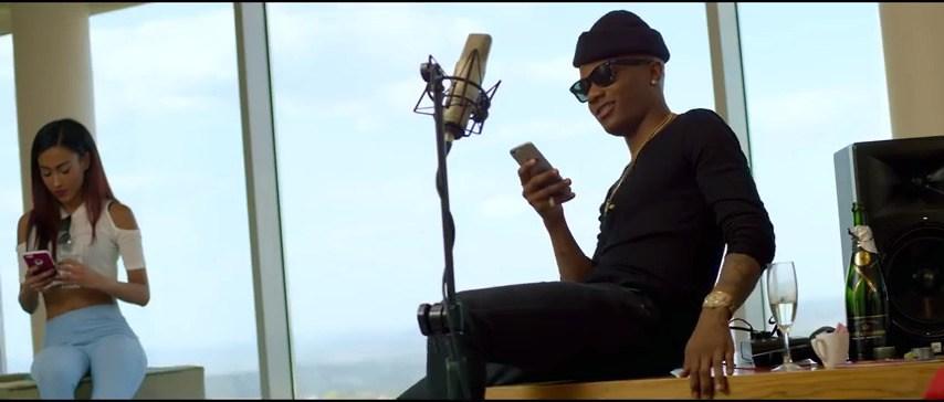 snapshot 6 - Dj Maphorisa x Wizkid - Good Love (Prod by Nana Rouges)