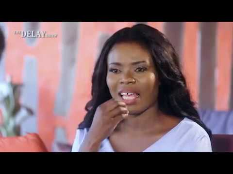 video delay interviews okyeame k - Video: Delay Interviews Okyeame Kwame's Wife on the Delay Show