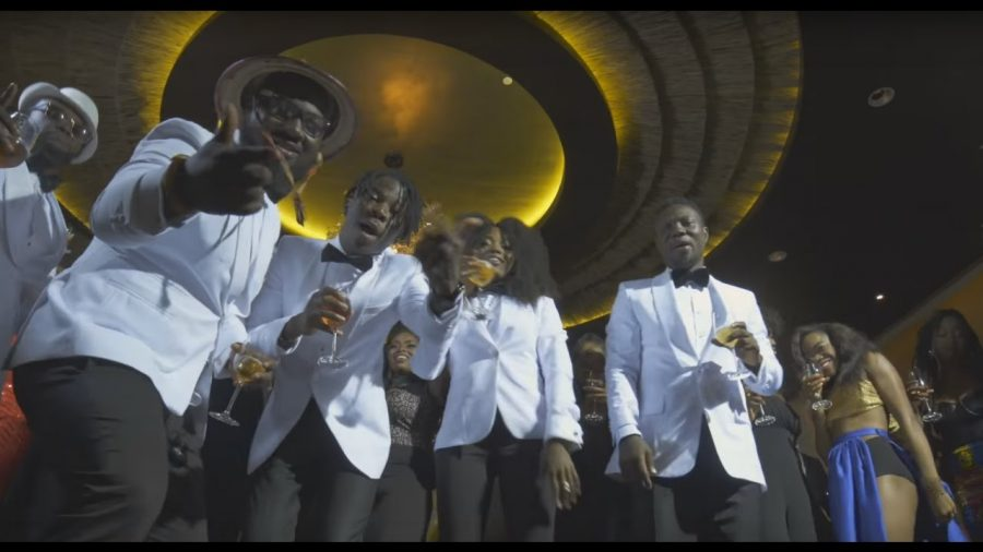 vvip after party ft stonebwoy aw - VVIP - After Party ft. Stonebwoy - Awards (Official Video)