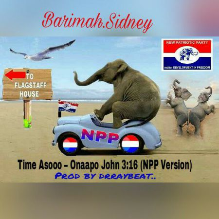 Barima Sidney - Npp Time Aso (prod. by Dr Ray)