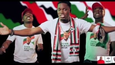 Photo of Dee Aja – Onaapo NDC Campaign Song 2016