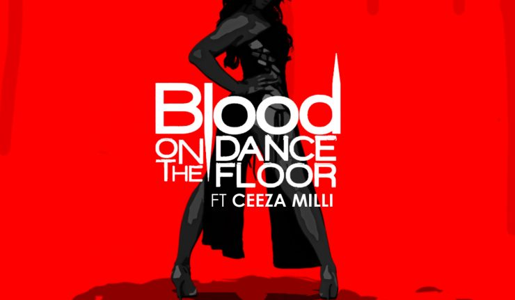 Drey Beatz ft. Ceeza Blood on the dance floor - Drey Beatz ft. Ceeza - Blood on the dance floor (Prod. by Drey Beatz)
