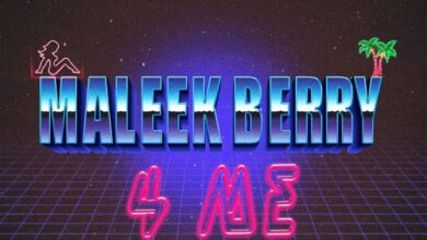 Photo of Maleek Berry - 4 Me {Download Mp3}