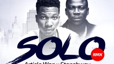 Photo of SOLO Remix - Article Wan ft. StoneBwoy {Download Mp3}