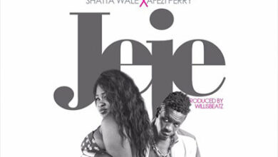 Photo of Jeje – Sista Afia ft. Shatta Wale x Afezi Perry {Download Mp3}