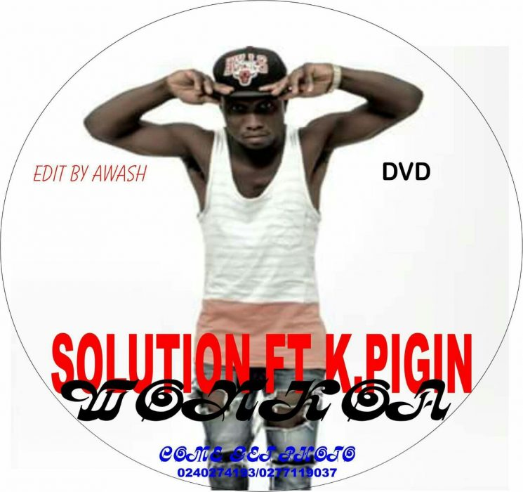Solution ft. K.Pigin Wonkoa - Solution ft. K.Pigin - Wonkoa {Download Mp3}