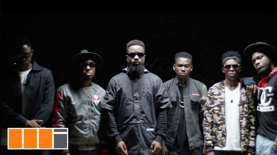 sarkodie trumpet official video - Sarkodie - Trumpet  (Official Video) ft. TeePhlow, Medikal, Strongman, Koo Ntakra, Donzy x Pappy Kojo