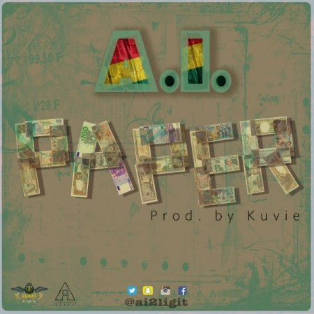 A.I PAPER Prod. by Kuvie - A.I - PAPER (Prod. by Kuvie) {Download Mp3}