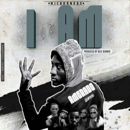 Amerado I Am Prod by AzeeBurner - Amerado - I Am (Prod by AzeeBurner)