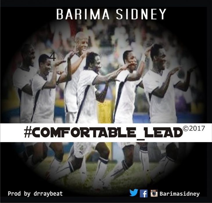 Barimah Sidney Comfortable lead - Barimah Sidney - Comfortable lead (Prod by drraybeat)