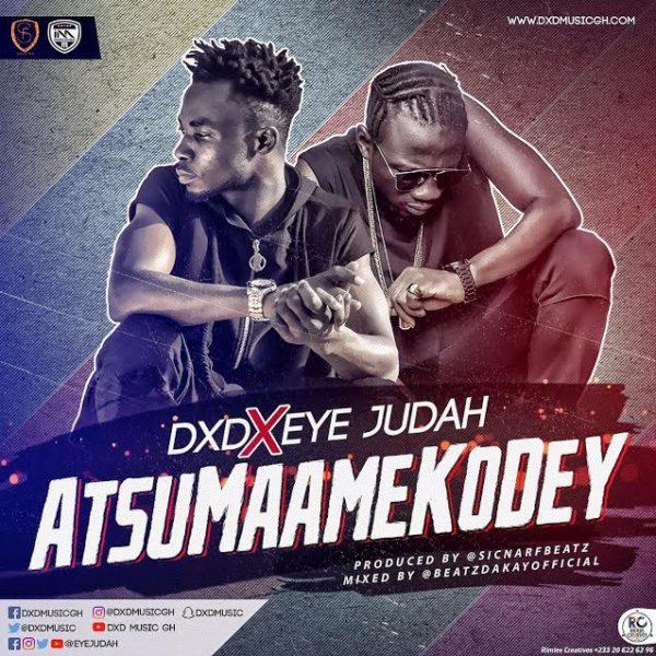 DXD x Eye Judah AtsumaameKodey - DXD x Eye Judah - AtsumaameKodey (Prod. by Sicnarf)