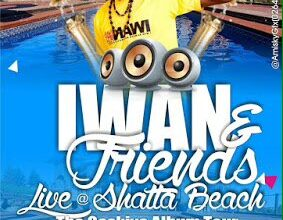 "Photo of Iwan & friends Live at Shatta Beach Resort ""Gaskiya Album Tour"""