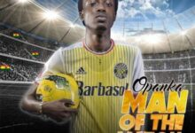 Photo of Opanka – Man Of The Match (Prod. by Keylex)