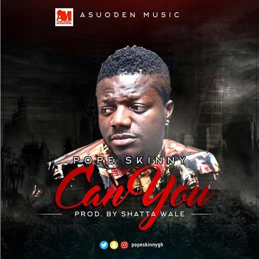 Pope Skinny Can You Prod.By Damaker - Pope Skinny - Can You (Prod.By Damaker)