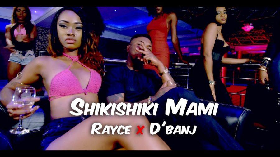 shikishiki mami rayce ft dbanj o - Shikishiki Mami - Rayce ft. D'banj (Official Video)
