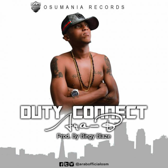 Ara B Duty Connect - Ara-B - Duty Connect (diss reply pt2) Download mp3