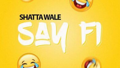 Photo of Shatta Wale - Say Fi (Prod.by damaker)