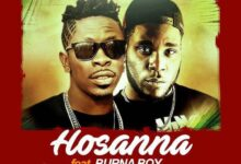 Photo of Shatta Wale ft. Burna Boy – Hosanna (Prod. By Damaker)