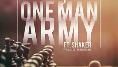 Photo of Strongman – One Man Army ft. Lil Shaker (Prod. By Fortune Dane)