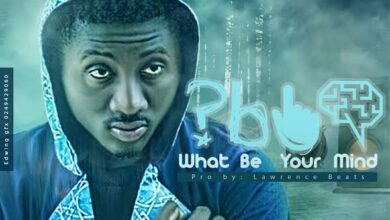Photo of Amerado - What Be Your Mind (Prod. by Lawrence Beatz)