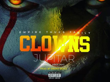 Jupitar Clowns Prod. by Brainy Beat - Jupitar - Clowns (Prod. by Brainy Beat)