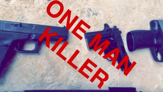 Shatta Wale One Man Killer - Shatta Wale - One Man Killer (Iwan Diss)