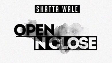 Photo of Shatta Wale – Open And Close It (Prod. By Willies Beatz)