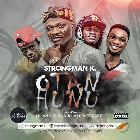 Strongman K Otan Hunu ft. Lil Win Asa Khalifa Zabel - Strongman K - Otan Hunu ft. Lil Win, Asa Khalifa, Zabel (Prod. by Harpsi)
