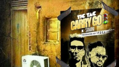Photo of Tic Tac – Carry Go ft. Samini (Prod by ItzCJ)