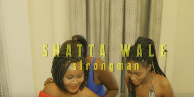 shatta wale strongman - Shatta Wale - Strongman {Download Mp3}