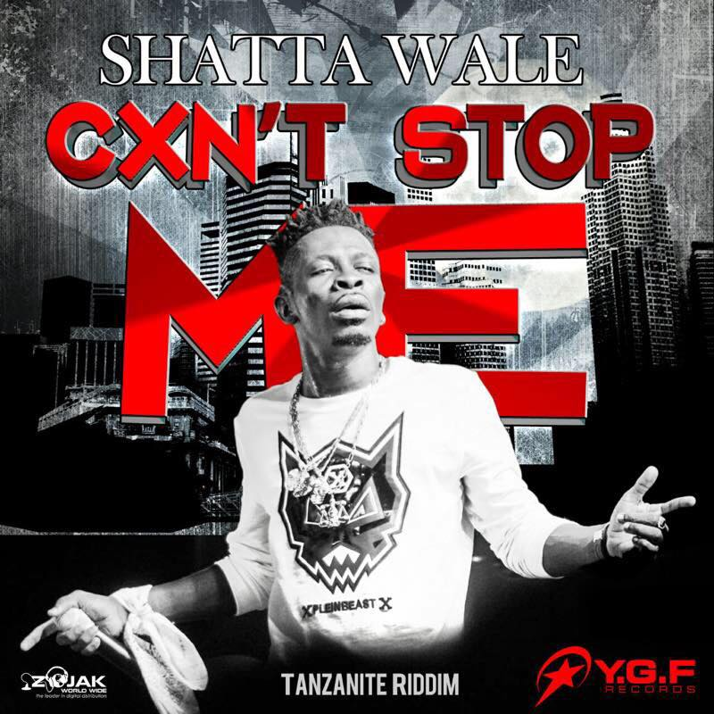 Photo of Shatta Wale - Caan Stop Me
