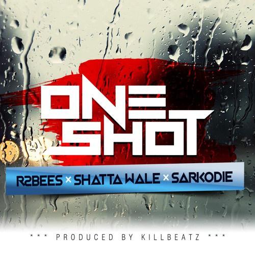 Mugeez x Omar Sterling ft. Shatta Wale x Sarkodie - R2bees: Mugeez x Omar Sterling ft. Shatta Wale x Sarkodie - One Shot (prod by Killbeatz)