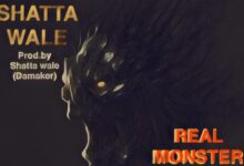 Photo of Shatta Wale – Real Monster (Prod. By Damaker)