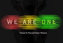 Photo of E.L – We Are One (Tribute To Maxwell Adam Mahama)