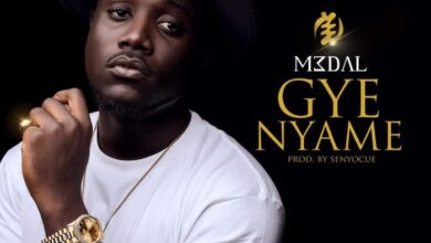 Photo of M3dal – Gye Nyame (prod. by SENYOCUE)