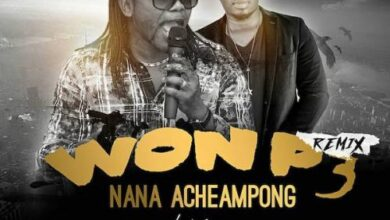 Photo of Nana Acheampong - Won P3 (Remix) ft. Stay Jay (Prod. by Dr Ray Beat)