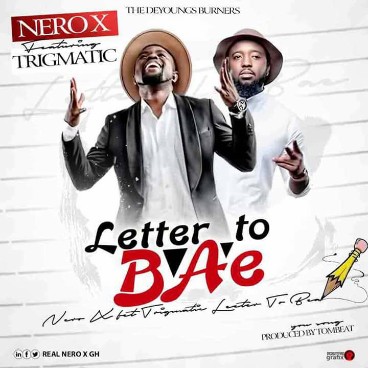 Nero X ft. Trigmatic Letter To Bae Prod. By Tombeat - Nero X ft. Trigmatic - Letter To Bae (Prod. By Tombeat)