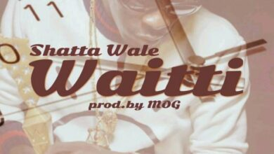 Photo of Shatta Wale – Waitti (prod. by MOG)