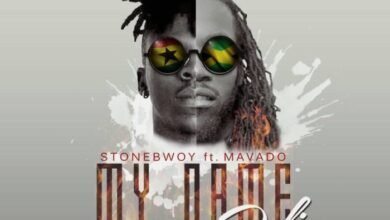 Photo of Stonebwoy ft. Mavado – My Name Refix (Prod. By Dj Perbi)