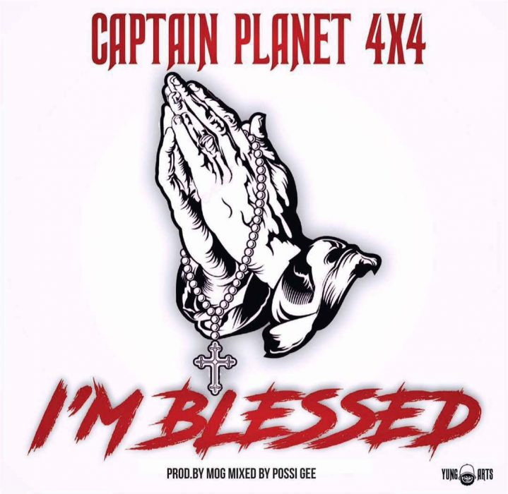 Captain Planet Blessed Prod. by MogBeatz - Captain Planet - Blessed (Prod. by MogBeatz)