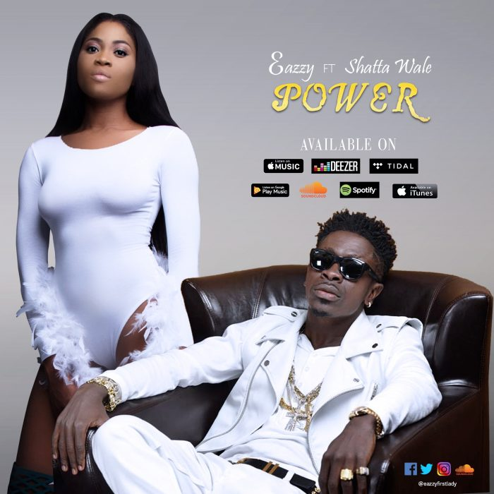 Photo of Eazzy ft. Shatta Wale - Power (prod. by Tbeat)