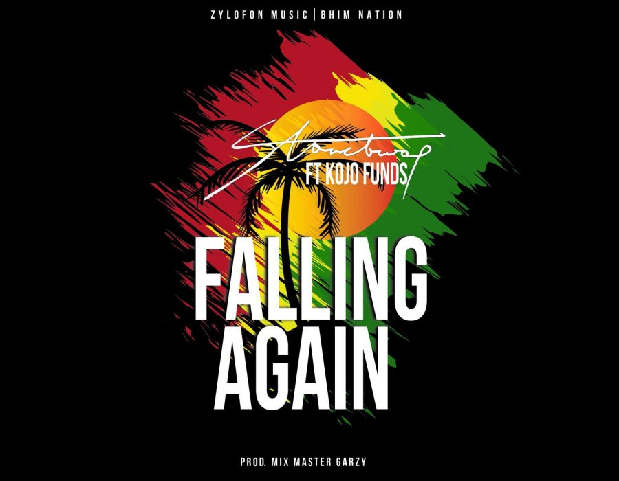Stonebwoy ft. Kojo Funds Falling Again BlissGh.com Promo - Stonebwoy ft. Kojo Funds - Falling Again