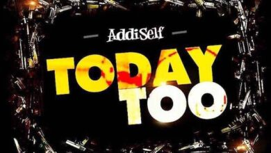 Photo of Addi Self  –  Today Too (Prod. By Methmix Mx. By Shatta Wale)