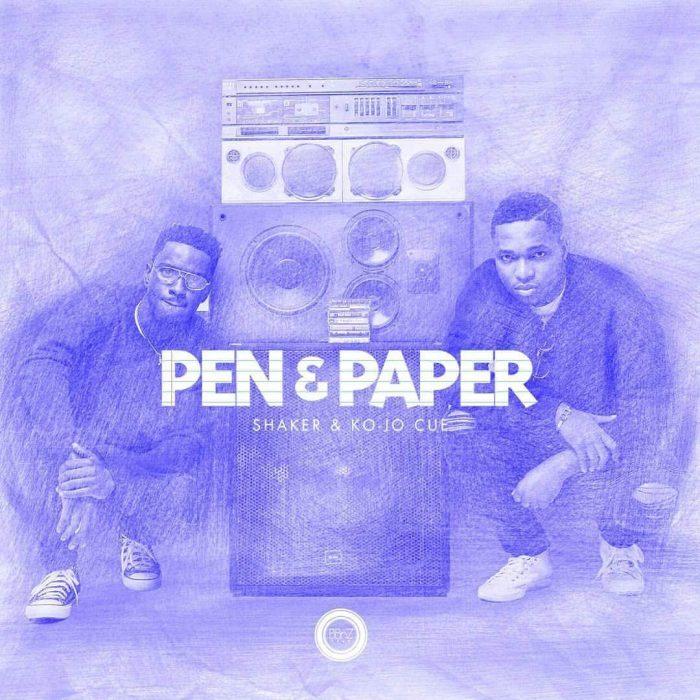 Ko-Jo Cue x Shaker - Pen Paper
