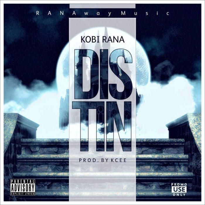 Kobi Rana - Distin (prod by Kcee)