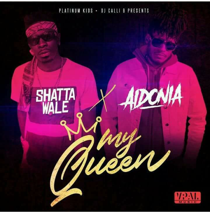 Shatta Wale ft. Aidonia - My Queen